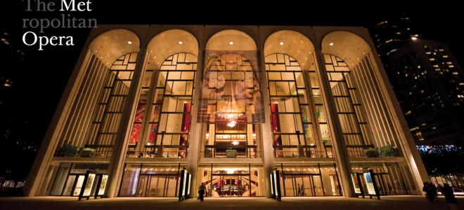 Metropolitan Opera 2018/2019 : only the best !