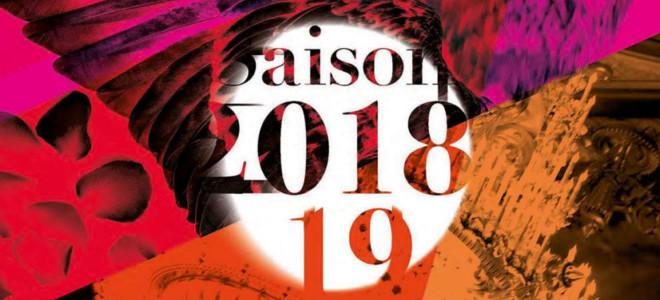 Nouvelle saison Princière à l'Opéra de Monte-Carlo en 2018/2019