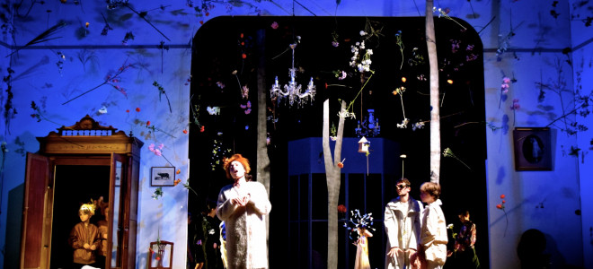 Sortilèges à Rochefort - féerique mise en scène pour Colette et Ravel