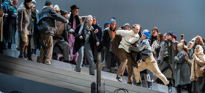 Eugène Onéguine entre résistible ascension et chute tragique à Stockholm