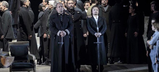Lohengrin à Marseille, un Wagner sous le cygne du doute