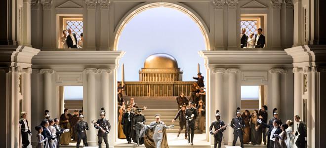 La Clémence de Titus : un Gand classique