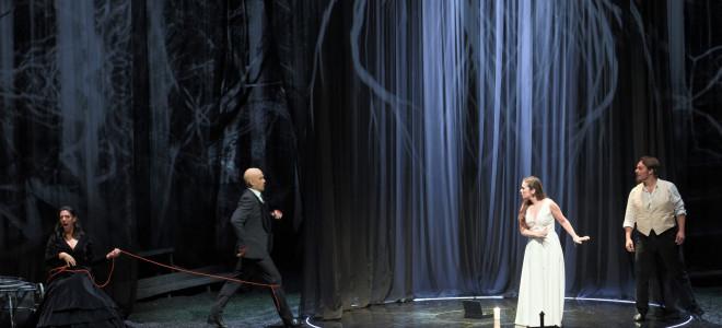 Poétique et terrible Faust de Gounod à l'Opéra de Saint-Étienne
