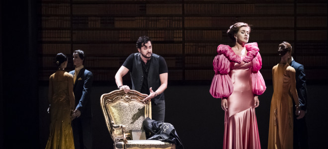 Un Onéguine de haute tenue musicale clôt la saison 2017-2018 de l'Opéra du Rhin