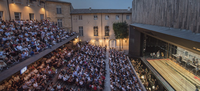 Festival d'Aix-en-Provence 2020, le programme marqué par la modernité