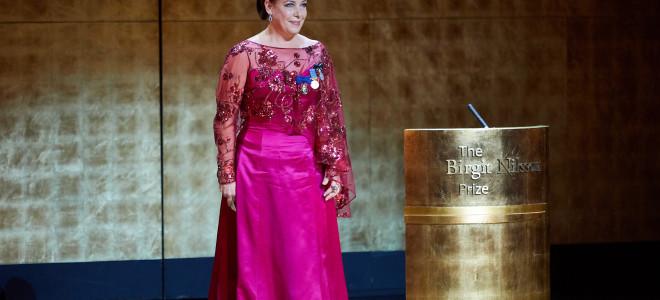 Soirée festive à Stockholm : Le Prix Birgit Nilsson accompagné par Christina Nilsson et Bryn Terfel