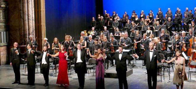 Candide à Marseille ou l'incandescence du musical