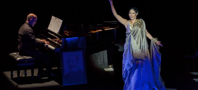 Vivica Genaux, la virtuosité romantique aux Concerts d'Automne à Tours