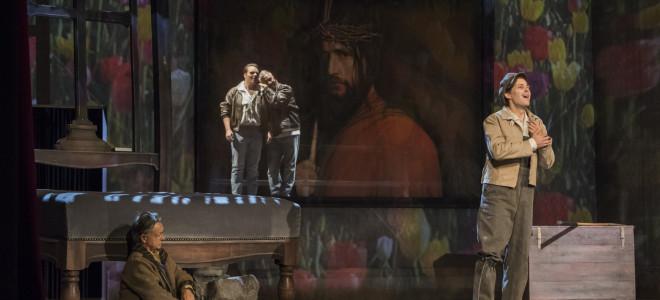 Le Faust du ténor Thomas Bettinger s'impose avec talent à l'Opéra de Metz