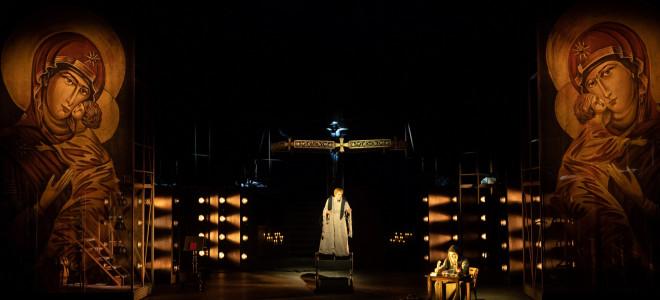 Un Boris Godounov musicalement authentique au Grand Théâtre de Genève