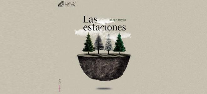 Pachamama s'invite au Teatro Colón : Les Saisons de Haydn