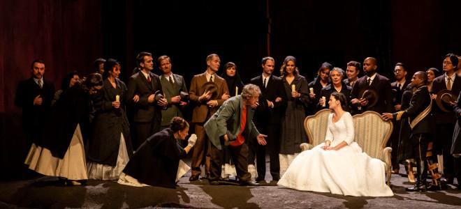 La Cenerentola au Palais Garnier: prise de rôle applaudie pour Marianne Crebassa