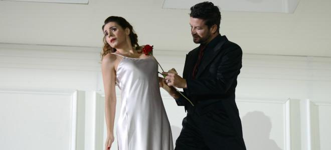 Une Rodelinda luxueuse conclut l'année à l'Opéra de Lyon