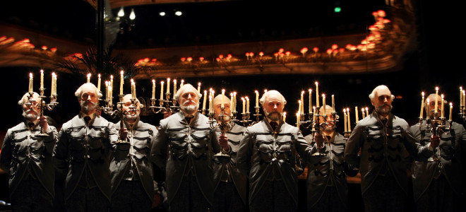 Tchaïkovski hallucine La Dame de Pique en direct du Royal Opera House de Londres