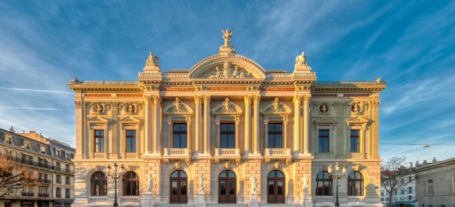 Aviel Cahn présente la saison 2021/2022 du Grand Théâtre de Genève