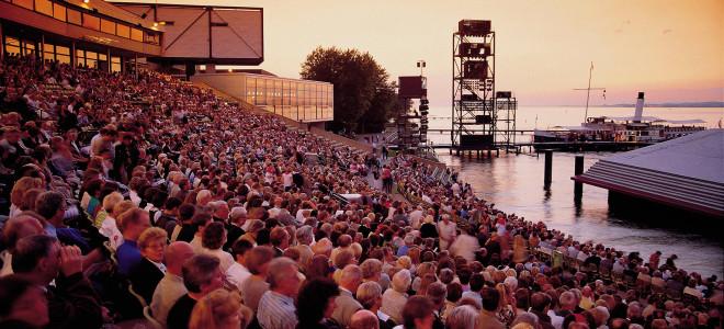 Le Festival de Bregenz démarre ce soir !