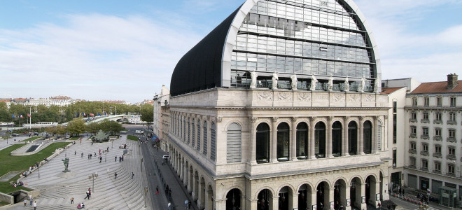 L'Opéra de Lyon dévoile sa saison 2017/2018