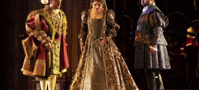 Anna Bolena, grand classique servi sur un beau plateau vocal à Liège