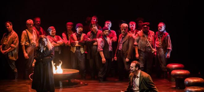 Acqua alta wagnérienne à l'Opéra de Rennes pour Le Vaisseau fantôme