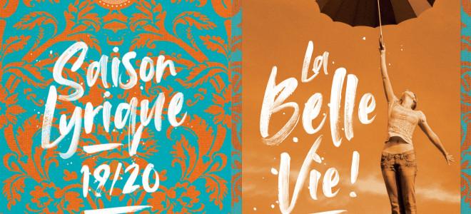 Belle vie & Jalousie au programme du Centre Lyrique Clermont-Auvergne en 2019/2020