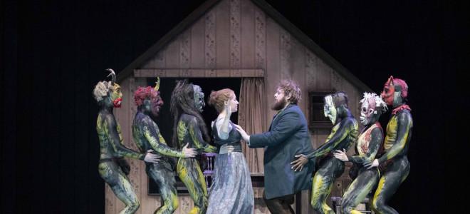 Berlioz rural : La Damnation de Faust à Glyndebourne
