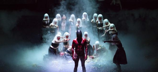 Macbeth tout en noirceur et en expressivité à Gand