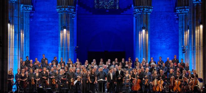 Requiem de Verdi original par Sir John Eliot Gardiner pour refermer le Festival de Saint-Denis