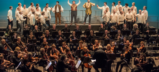 Un carnaval estival avec Benvenuto Cellini au Festival Berlioz