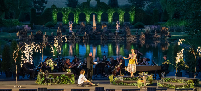 La Finta Giardiniera de Mozart, fontaine de jouvence à la Philharmonie