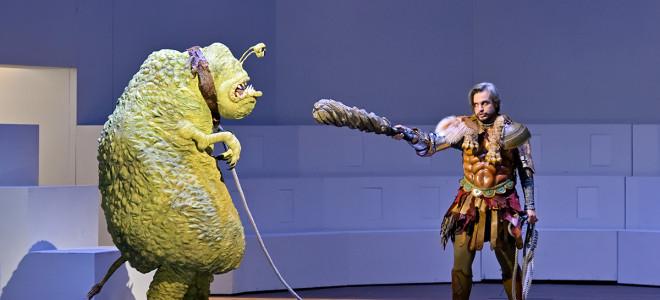 Les Doux Travaux d'Hercule, l'enchantement d'Ercole Amante à l'Opéra Comique