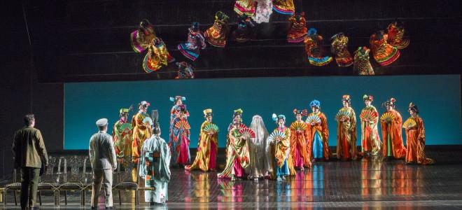 Madame Butterfly poétique en direct du Metropolitan Opera
