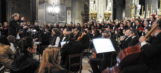 Requiem de Verdi à l'Église Saint-Sulpice en mémoire du 13 novembre