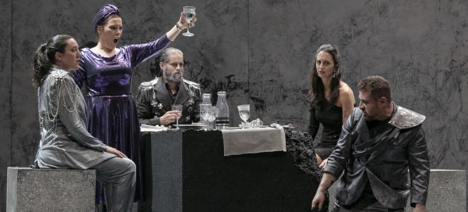Création latino-américaine de Mitridate à Buenos Aires : 50 nuances de gris