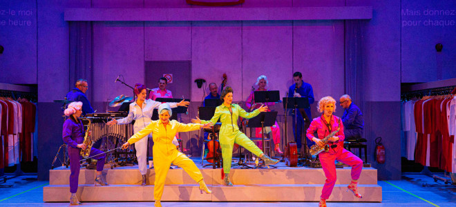 The Pajama Game, Renaissance d'un musical syndical