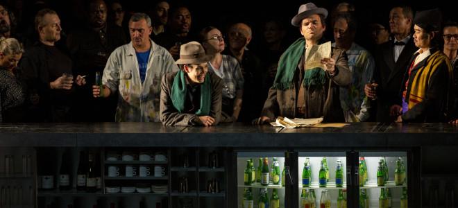 Le rideau de l'Opéra Bastille se relève pour les Contes d'Hoffmann