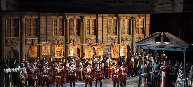 Don Carlos fait son entrée Royale à l'Opéra de Liège