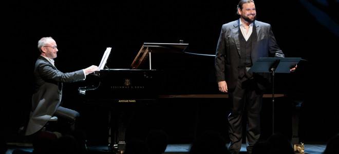 Jean-François Borras étincelle sur la scène du Clermont Auvergne Opéra