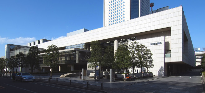 L'Opéra continue au Japon