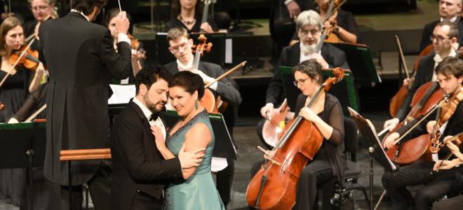 Récital Anna Netrebko & Yusif Eyvazov, l'Italie toujours à l'Opéra de Liège