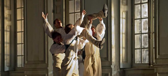 Les Noces de Figaro ce soir en direct du Royal Opera House