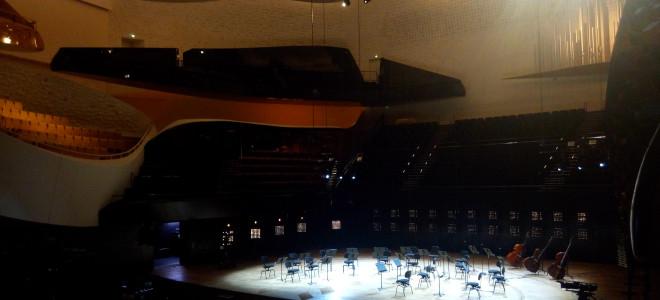 Concert confiné à la Philharmonie de Paris, nous y étions