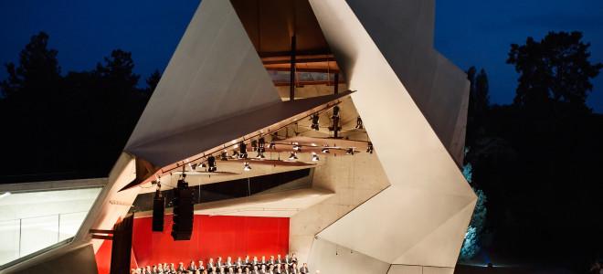 Jonas Kaufmann, Anna Netrebko et autres stars ont rendez-vous cet été au Grafenegg Festival