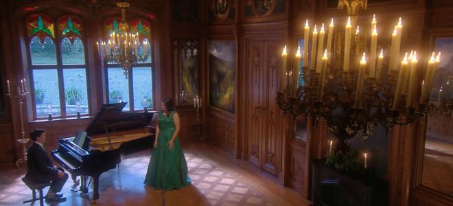 Lise Davidsen, le lyrisme scandinave en direct de son Palais d'été (4ème récital Met Star Live)