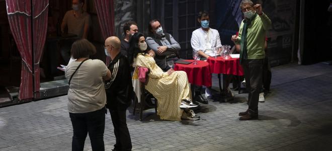 Réouverture de fête à Liège avec La Bohème