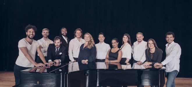 L'Académie de l'Opéra national de Paris renoue avec son public à l'Amphithéâtre Bastille