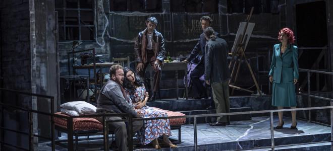Une bohème de tous les temps à l'Opéra Royal de Wallonie-Liège