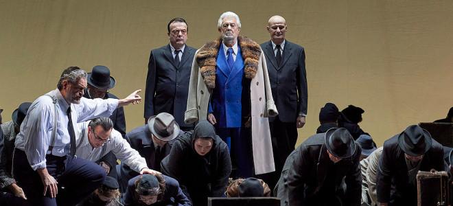 Plácido Domingo chante Nabucco à Vienne pour fêter ses 80 ans