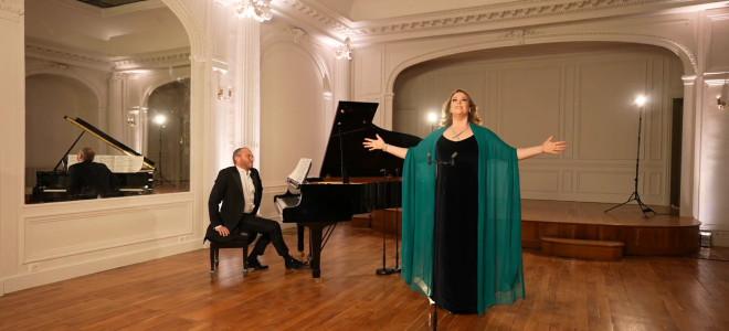 Les Folies d'un nouvel Instant Lyrique par Jessica Pratt, Salle Gaveau