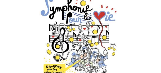 Symphonie pour la Vie, Spécial Pièces Jaunes