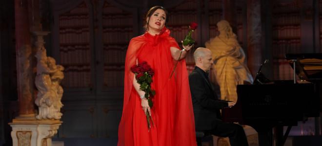Met Stars Live in Concert : Yoncheva, des livres et des voix
